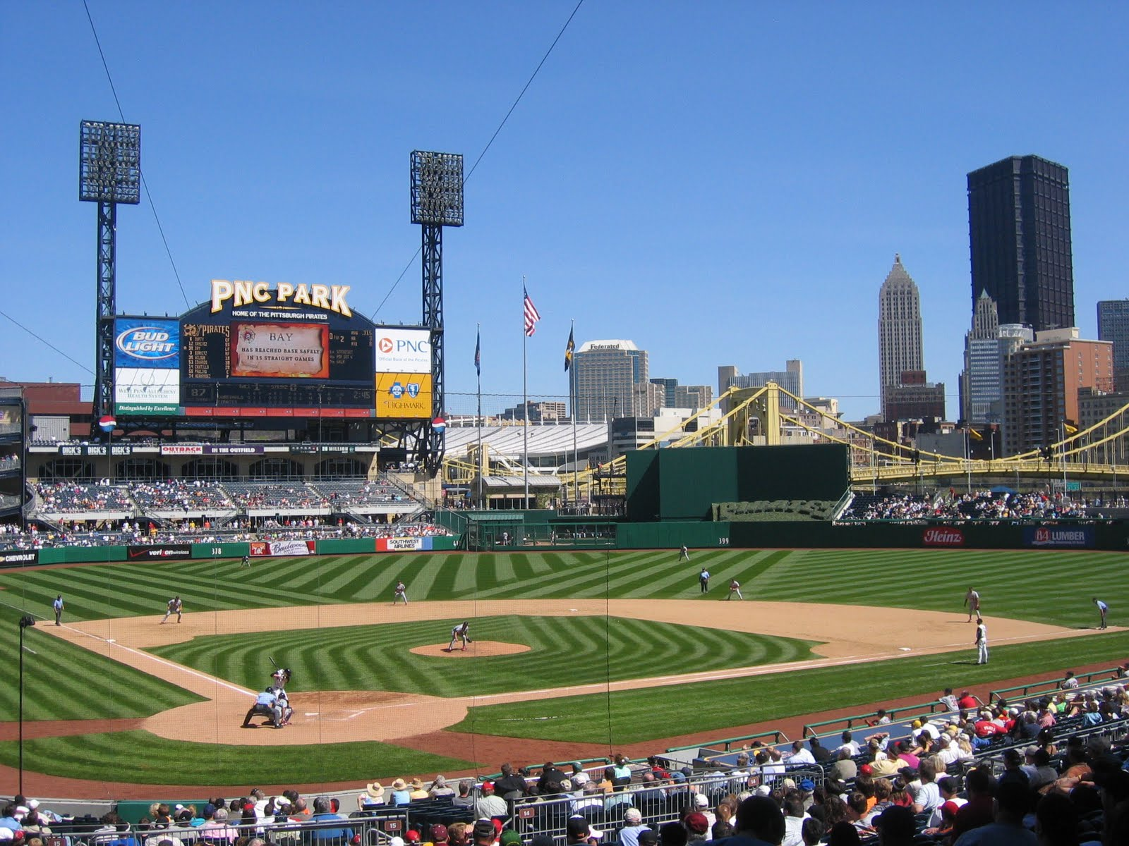 PITTSBURGH O Going To A Baseball Game In Pittsburgh Is Nothing Like Contest Here At Busch Stadium
