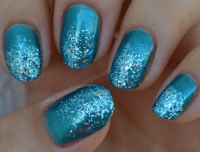 nails, nails of the day, notd, blue