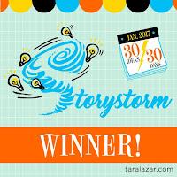 StoryStorm participant