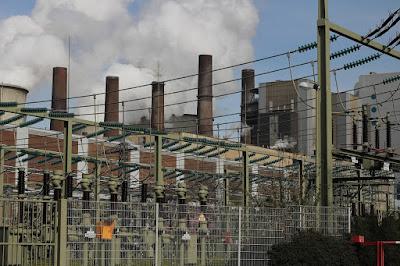 Usina termelétrica, termelétrica, termeletrica, usina, gases do efeito estufa, GEE, CO2, emissão de gás carbônico, aquecimento global, efeito estufa, carbon dioxide emissions, Thermal power plant, thermal power, global warming