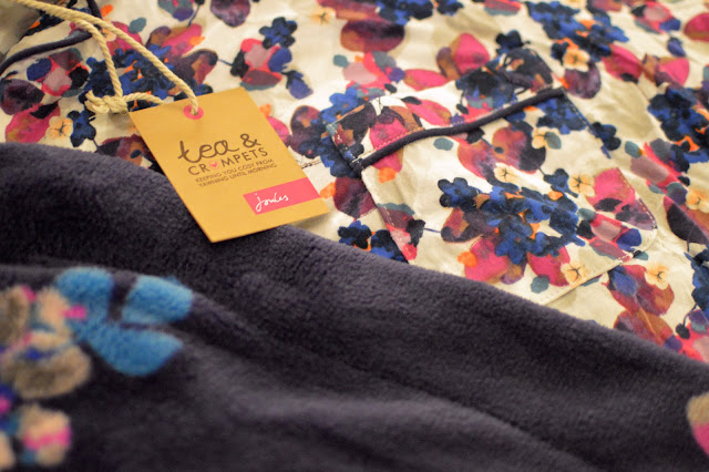 Joules Pyjama and robe bedtime review