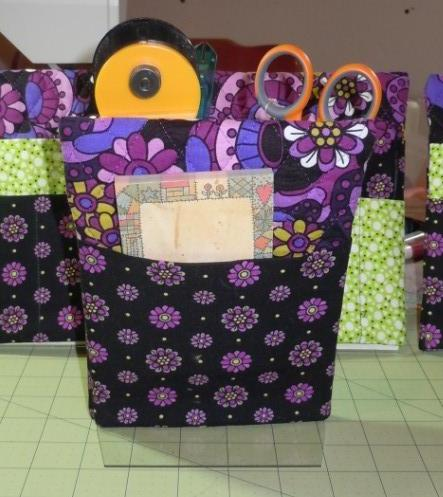 Quilts And Pieces Quilting Tool Caddy Fabric Requirements