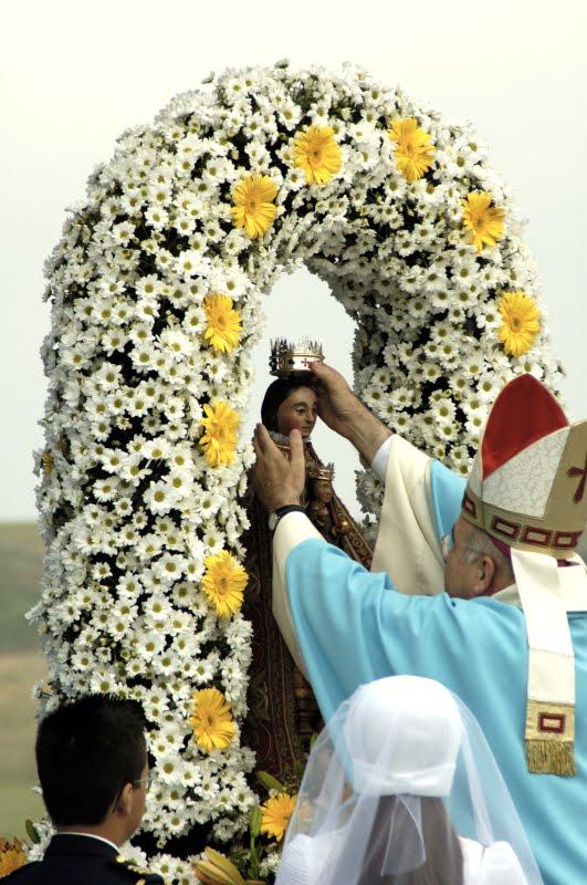 Coronación canónica de la Virgen del Mar