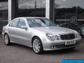 Mercedes e280 front view - صور مرسيدس e280 من الخارج