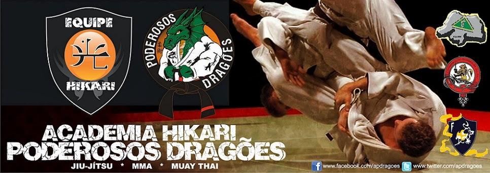 .:::Academia Hikari/Poderosos Dragões:::.
