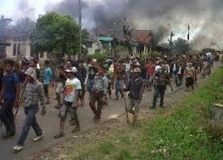 Kronologi Kerusuhan Sampang Madura