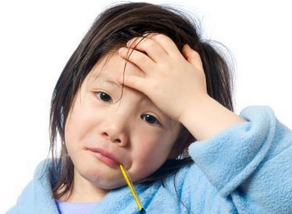 Tips tips cara menurunkan demam pada anak Cara Menurunkan Demam Anak