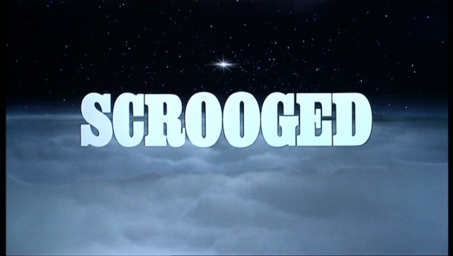 scrooged title
