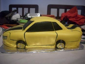 Torta Bumblebee
