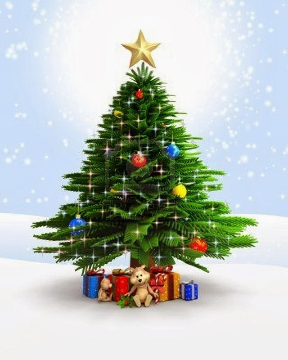 Banco de imagenes y fotos gratis arbol de navidad parte 1 for Fotos arbol navidad