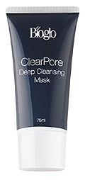 Bioglo Clear Pore Deep Cleansing Mask   Best ke tak?