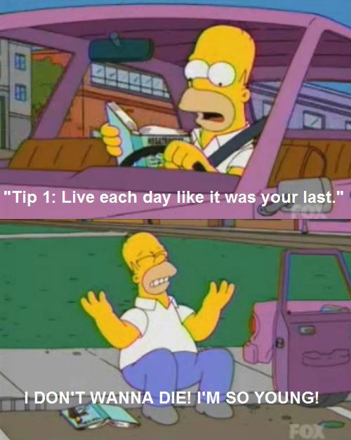 Homer Simpson's Logic