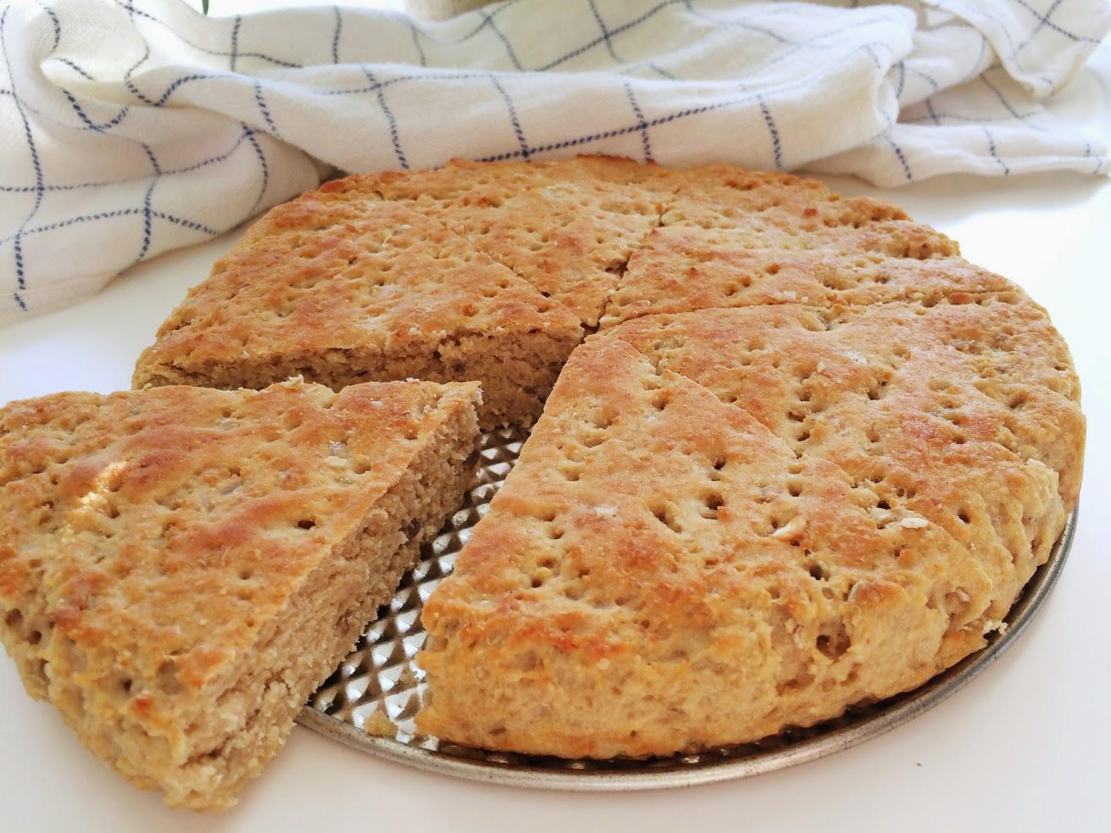 glutenfritt havrebröd recept