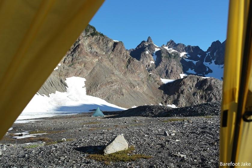 glacier camp
