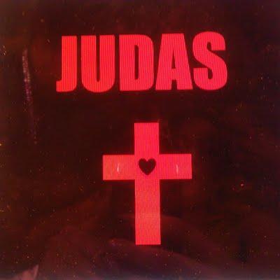 Judas cumple un año. Judas+-+Single