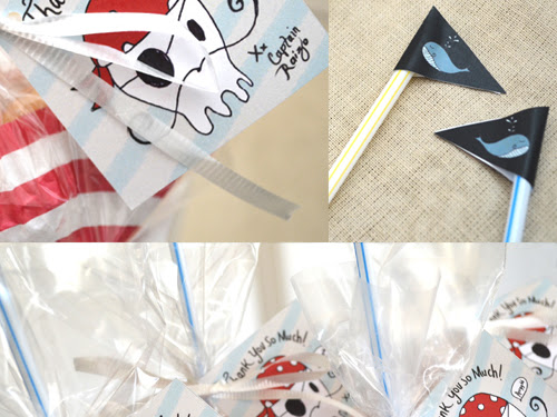 DIY: Pirate Party Theme Collection - Printables