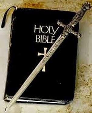 ayat pedang dalam alkitab