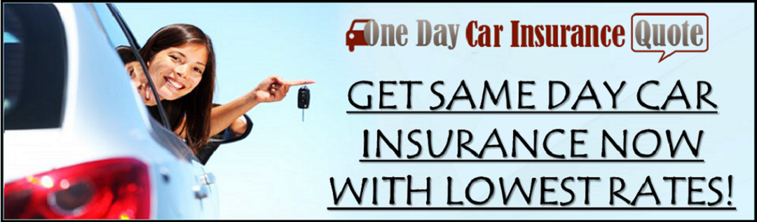 Cheap Same Day Online Car Insurance Quotes With Low Rates