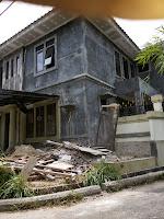 renovasi total rumah lippo karawaci