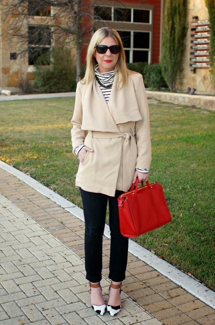 Light Layers for Spring outfit idea