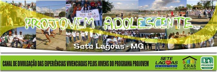 PROJOVEM SETE LAGOAS / MG