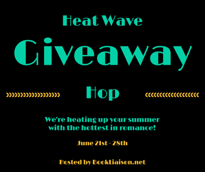 Heat Wave Giveaway Hop Signups