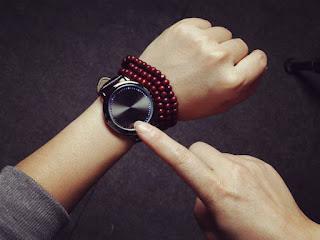 Jam Tangan Digital Cowok