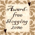 Award fri blog...