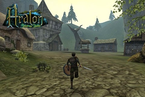 Aralon Sword and Shadow 3d RPG APK+DATA (MOD Unlimited Gold/Karma)