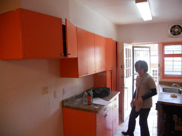 Metal Cabinets Kitchen