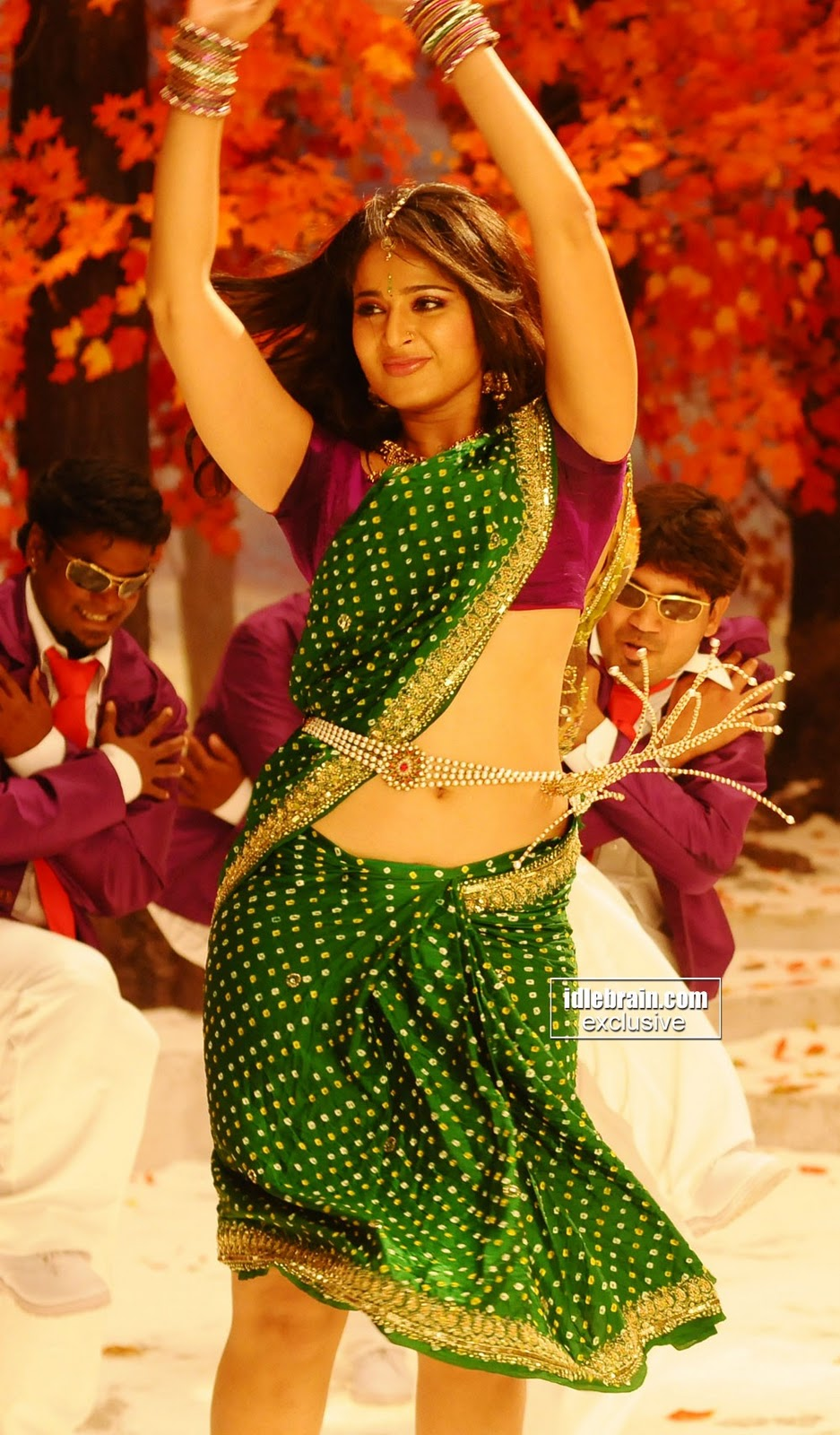 Latest South Navel: ANUSHKA SHETTY LATEST NAVEL