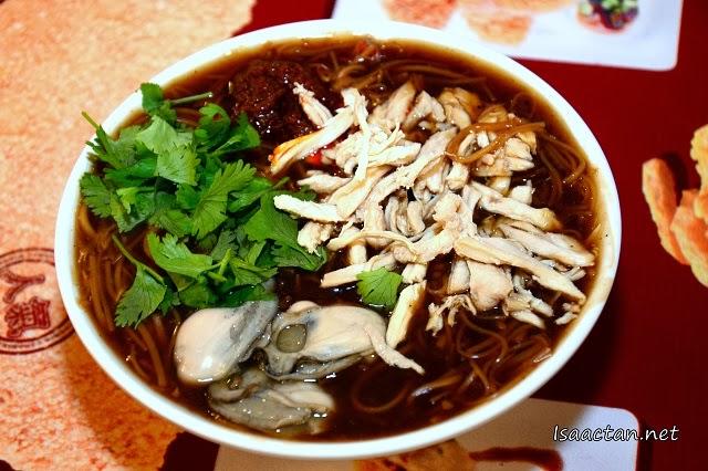 #2 Handmade Oyster Mee Sua - RM6.50