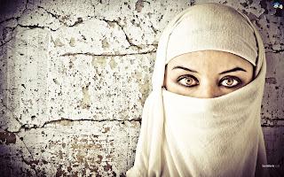 Arab Woman In Hijab