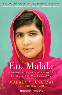 Malala Yousafzai e Christina Lamb