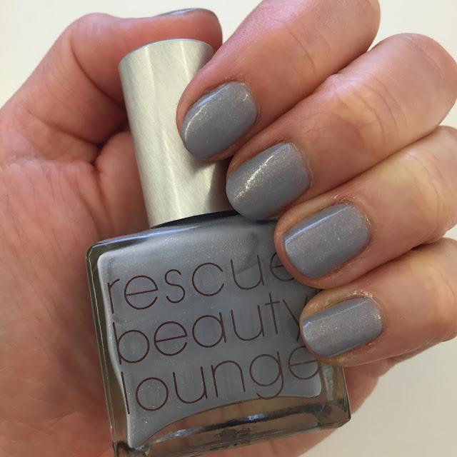 Rescue Beauty Lounge, Rescue Beauty Lounge Morning Light, Rescue Beauty Lounge Blogger 3.0 Collection, nails, nail polish, nail lacquer, nail varnish, manicure, #ManiMonday