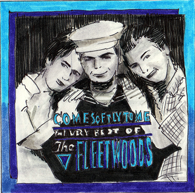 Fleetwoods, The - Come Softly To Me / Runaround
