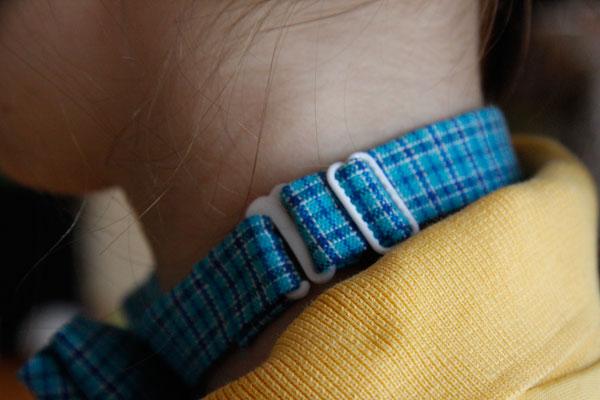 Как сшить ремешок для галстука бабочки 31