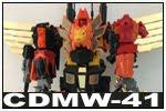 獣王の強化装備 CDMW-41