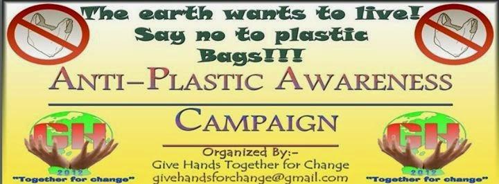 anti plastic campaign
