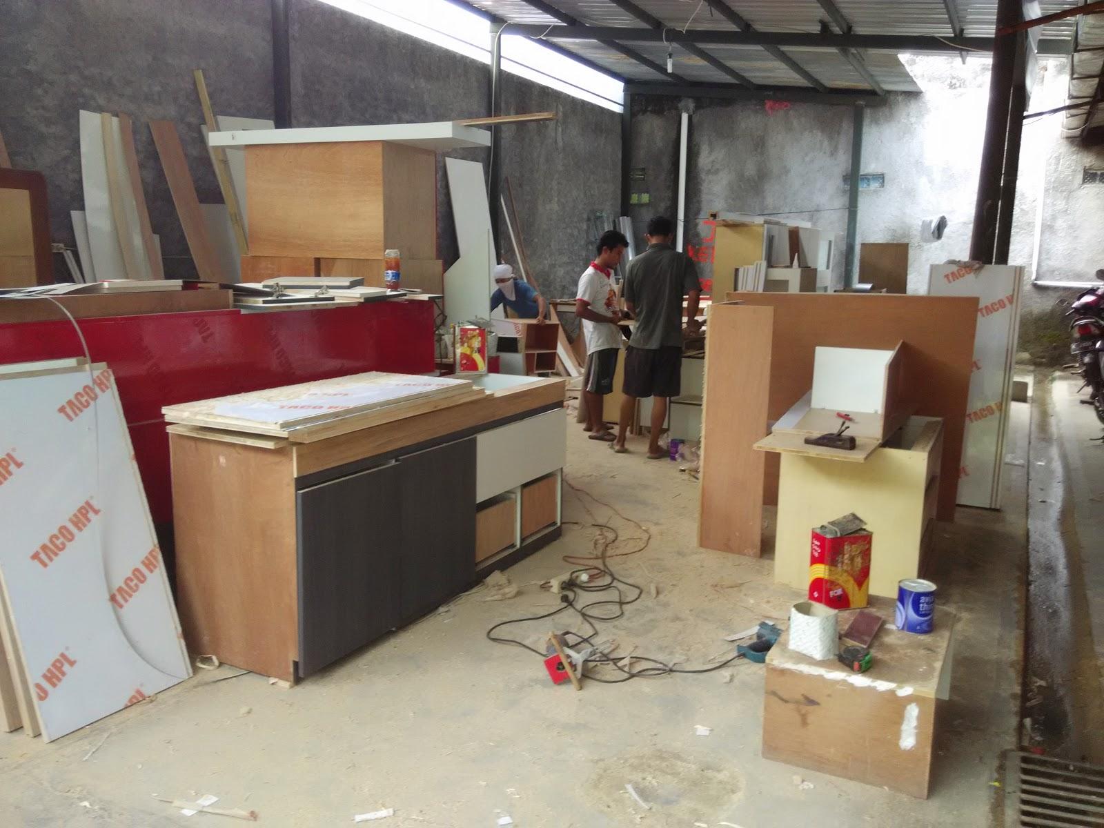 workshop kitchen set solo
