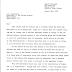 Niyet Mektubu Örneği (Example of Letter of Intent)