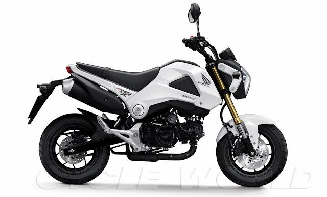 2014 Honda MSX125 008
