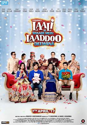 Laali Ki Shaadi Mein Laaddoo Deewana 2017 Hindi DTHRip 500Mb x264