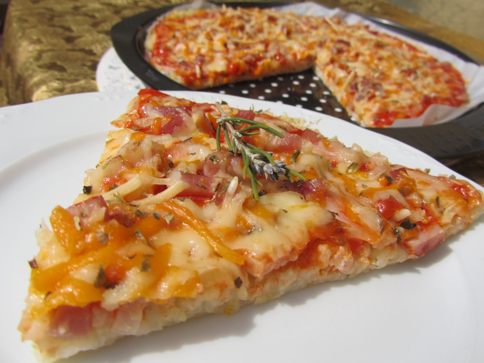 Pizza wahe thermomix