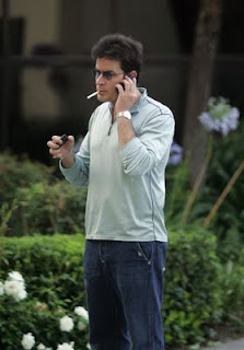 charlie sheen viceroy cigarettes