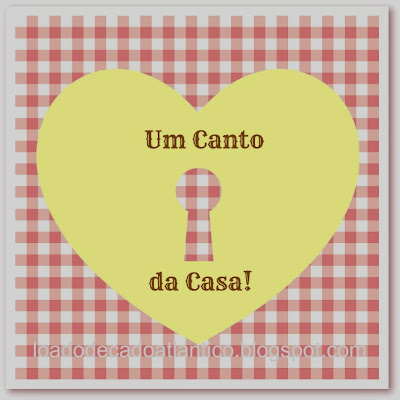 """Ilustração de banner para a postagem da BC de Fotos com tema """"Um Canto da Casa!"""""""