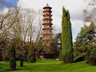 The Pagoda at Kew Gardens