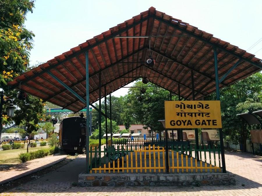 Railway Heritage Park - GoyaGate