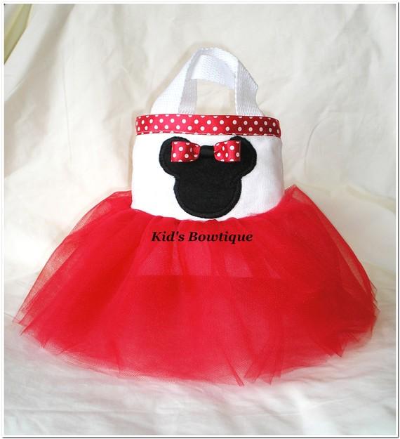 Dulcero De Minnie Mouse