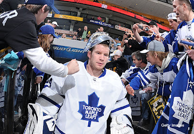 james reimer leafs playoffs